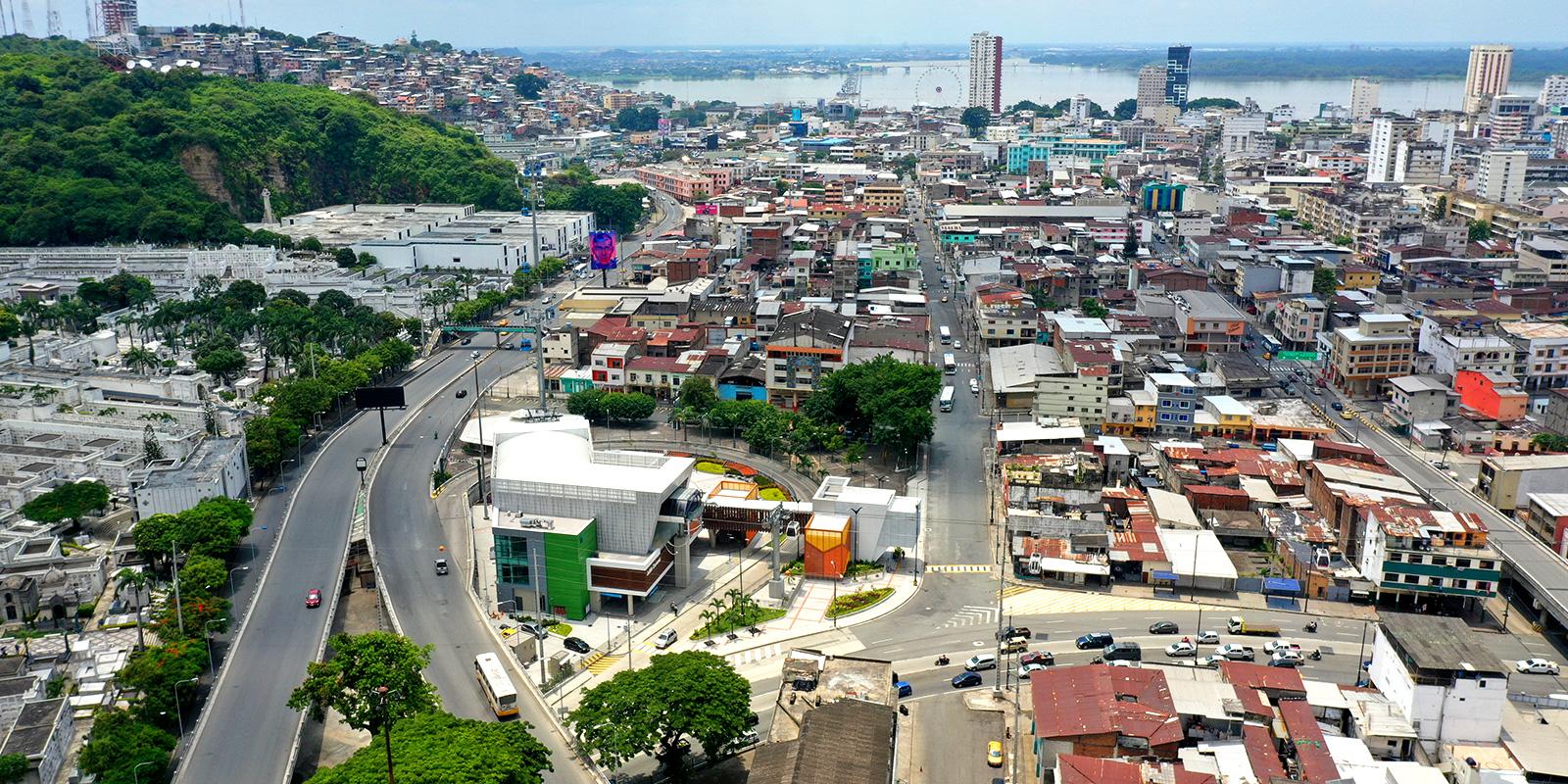 Aerovía Guayaquil - Durán