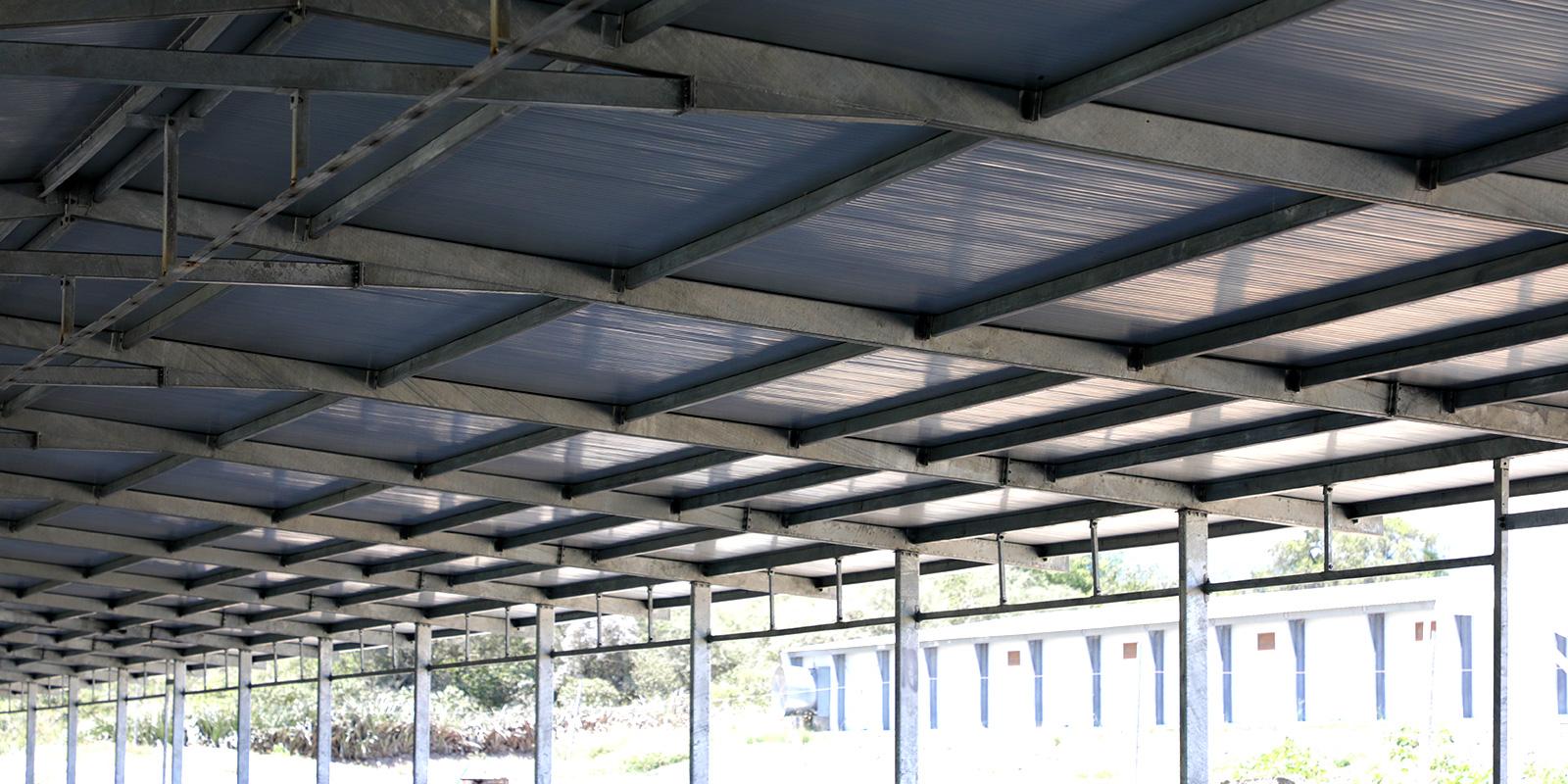 Galpón Avícola de Puerto Cayo