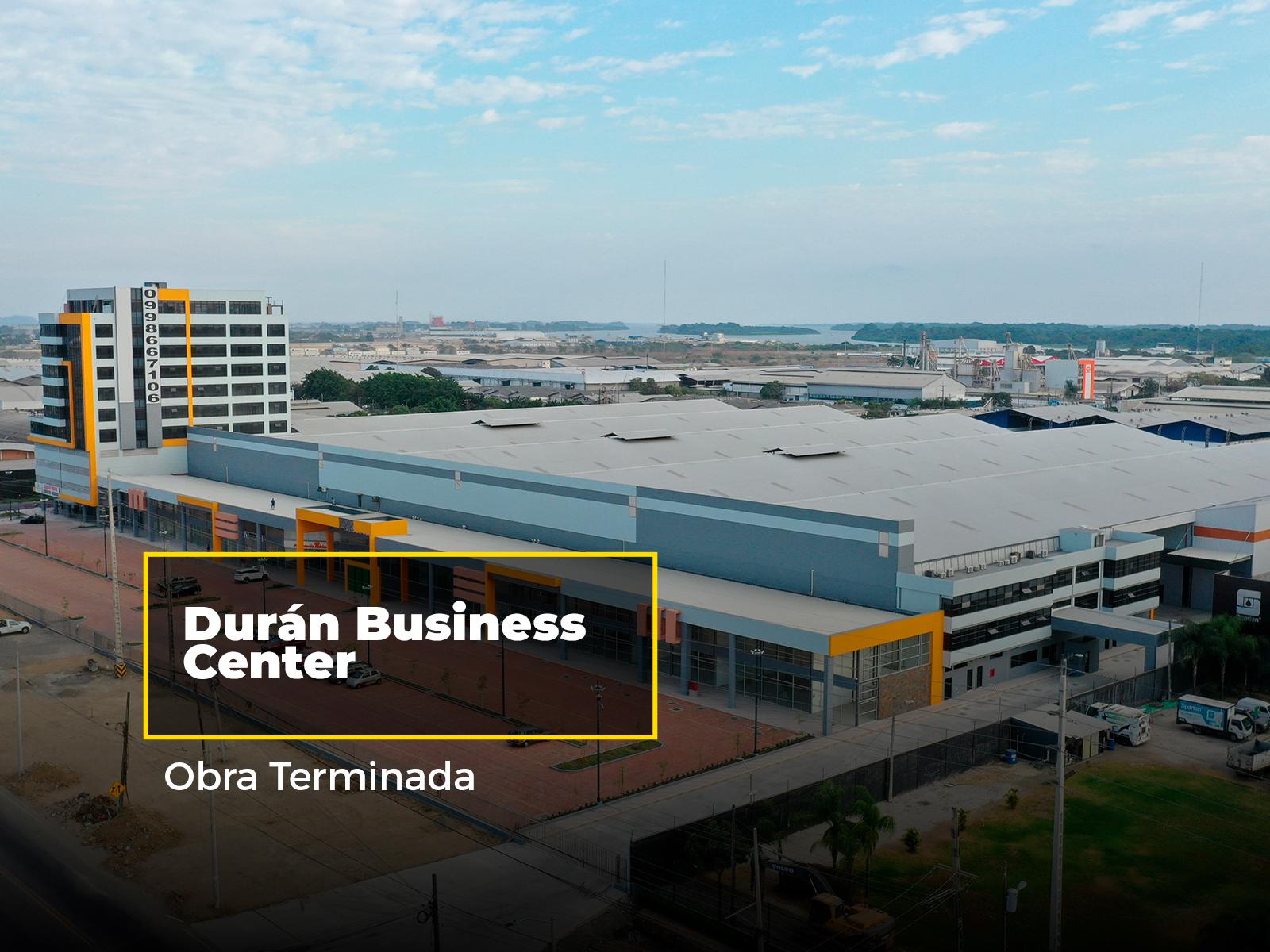 Durán Business Center
