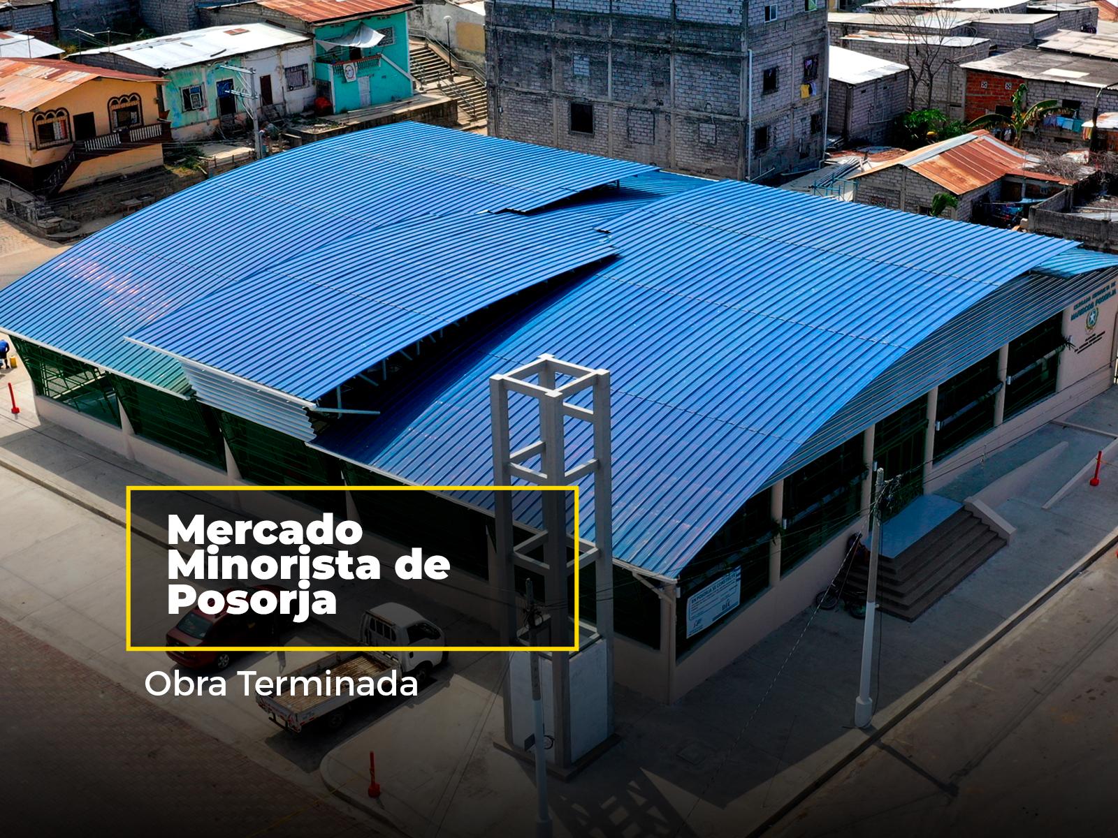 Mercado Minorista de Posorja
